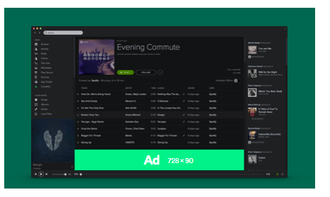 Spotify Display